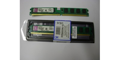DDR2 1GB RAM DDR2 800MHz Kingston