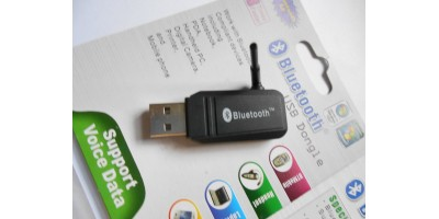 USB BLUETOOTH ADAPTER 2.0