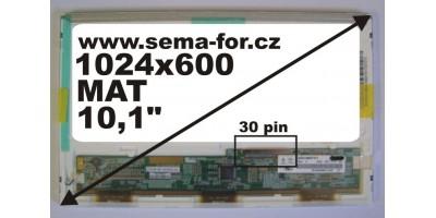 CLAA102NA0DCW MAT 1024 × 600