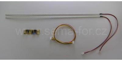 """LED Lamp 19,0""""W kit 425mm"""