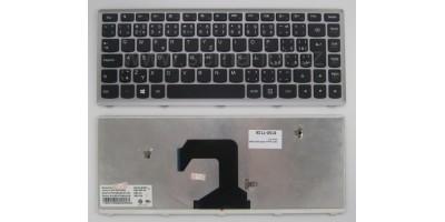 klávesnice Lenovo S300 S400 S405 silver CZ