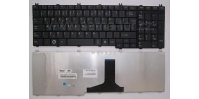 klávesnice Toshiba C650 C660 L650 L670 black CZ