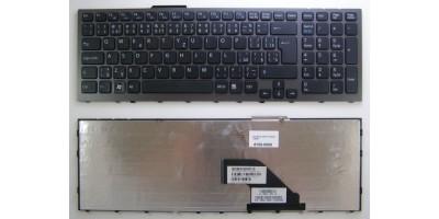 klávesnice Sony Vaio VPC-F11 VPC-F12 VPC-F13 black CZ/SK česká