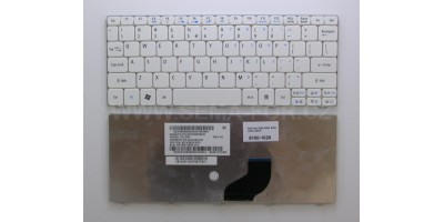 klávesnice Acer Aspire One D255 D257 D260 D270 532H white US/UK
