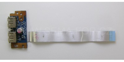 TOSHIBA Satellite L500 L555  deska USB použitá