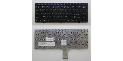 klávesnice 6-80-M72S0-271-1 MP-05283C0-4303 black CZ česká