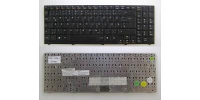 klávesnice Clevo D9 D900 black DE použitá