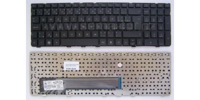 Tlačítko klávesnice HP Probook 4530 4535 4730 black CZ/SK