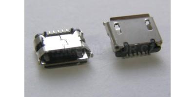 konektor micro USB B 5 pin female 2