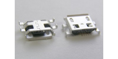 konektor micro USB B 5 pin female 5
