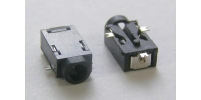 napájecí konektor tablet 2,5x0,7 - 06B
