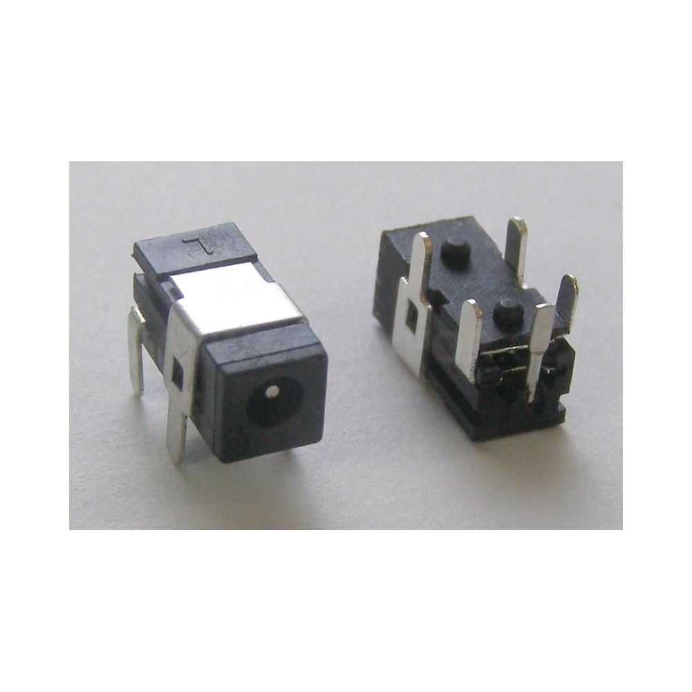 napájecí konektor tablet 2,5x0,7 - 07