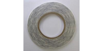 lepící páska oboustranná průhledná 5mm 50m