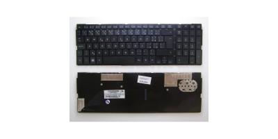 Tlačítko klávesnice HP 4520 4720 černé CZ