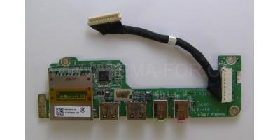 Aspire ONE ZG5 USB porty, vč kabelu