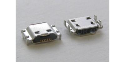 konektor micro USB B 7 pin female 2