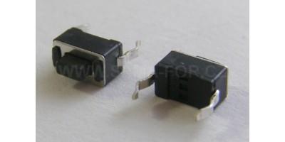 Micro Switch 6x3x5mm pájecí nožky