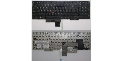 Tlačítko klávesnice IBM Lenovo ThinkPad Edge E530 E535 E545 black US  s touchpoint