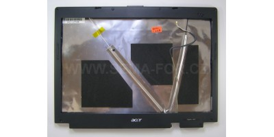 Acer Aspire 1410 kryt č.1+2 silver/black  použitý