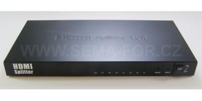 splitter HDMI 1x8 HDSP0108M