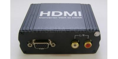 Převodník VGA na HDMI HDCVGA0101