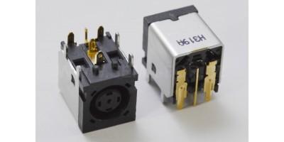 CON030  7mm x pin 0.8mm DELL HP