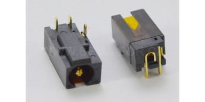 CON060 / 4,5 x 1,65mm HP COMPAQ
