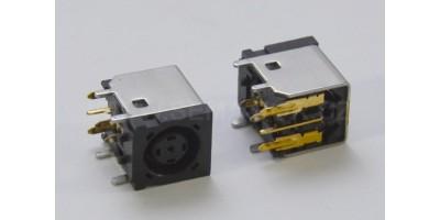 CON066  7mm x pin 0.8mm  DELL