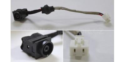 Napájecí konektor s kabelem CON091 - 120mm