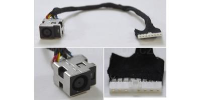 napájecí konektor CON092.3 HP WITH CABLE
