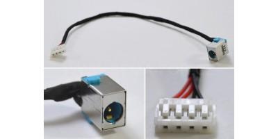 Napájecí konektor s kabelem CON095 240mm Acer 5741 - 200mm