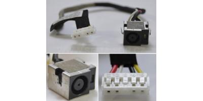 Napájecí konektor s kabelem CON107 HP