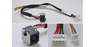 Napájecí konektor s kabelem CON116 HP 4510 4710 6017B0199101 1112222