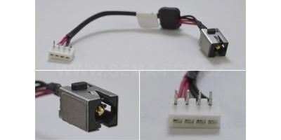 Napájecí konektor s kabelem CON174_2 - 2.5mm