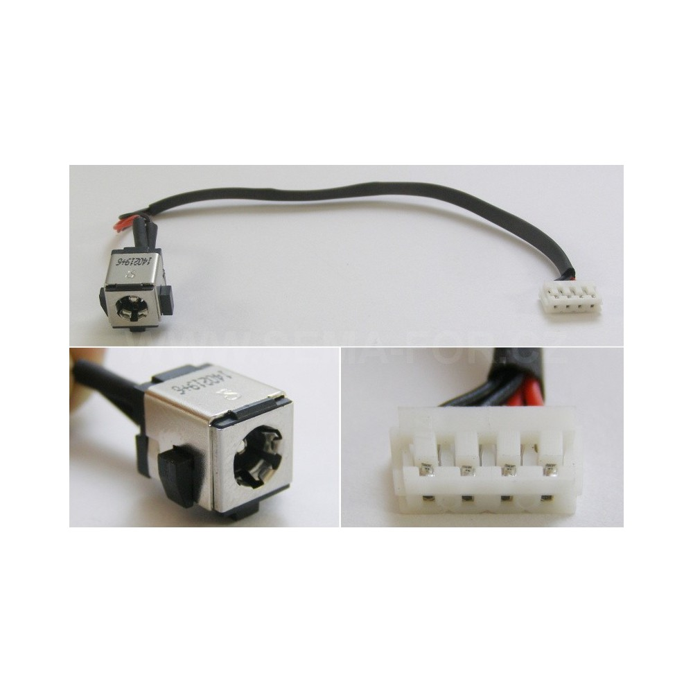 Napájecí konektor s kabelem Asus 130mm - 2.5mm