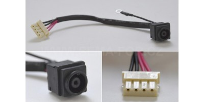 napájecí konektor s kabelem Sony VAIO PCG-71811