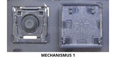 Tlačítko klávesnice HP 4520 BLACK SW