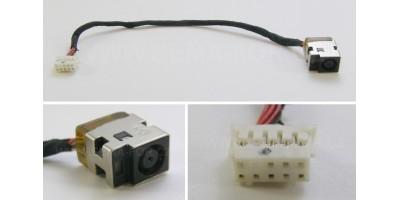Napájecí konektor HP DV7 4000