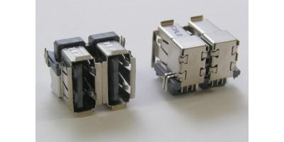 usb konektor 2x IBM Thinkpad R400 R500 T400 T500 T61