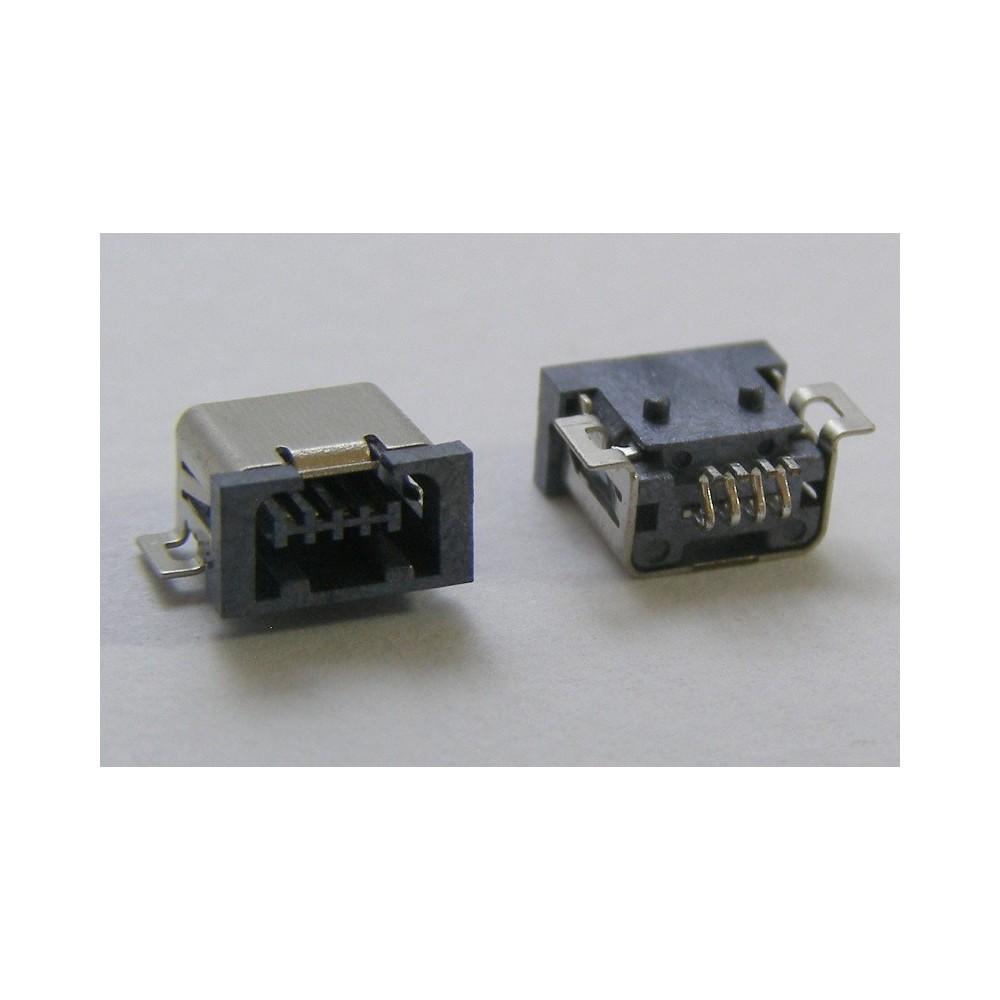 konektor mini USB B 5 pin female 5