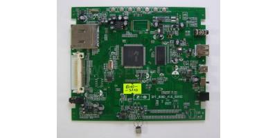 """LCD 8"""" VGA board FDP_808D_V1.6 - použitá"""