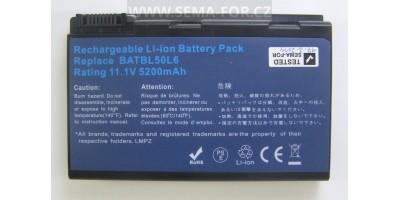 baterie BATBL50L6H pro Acer Aspire, TravelMate, eMachines