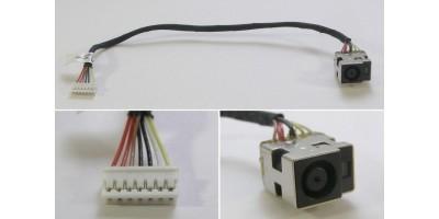 konektor HP G62 s kabelem 7pin