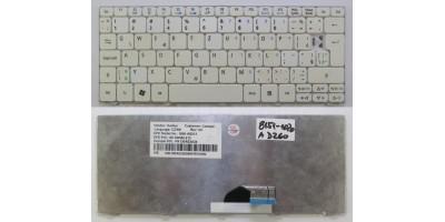 Tlačítko klávesnice Acer Aspire One D255 D260 white UK