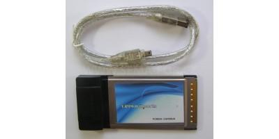 PCMCIA 1394 Firewire Adapter
