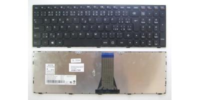 klávesnice Lenovo IdeaPad G50 G50-30 G50-45 G50-70 black CZ/SK