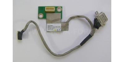 Asus X57V M50SV M50VN X57V FLY PCB cable USB, použitý