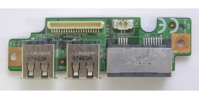 MSI VX600 EX610 VR610  MS-163NC USB/LAN board