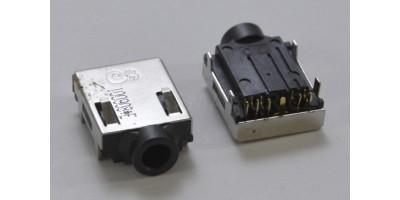 konektor 3,5 stereo jack zásuvka SONY VPCEJ1Z1E SVE15 SVE151C11T SVE151E11T