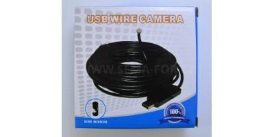 kamera USB na kabelu 5,5mmx2m
